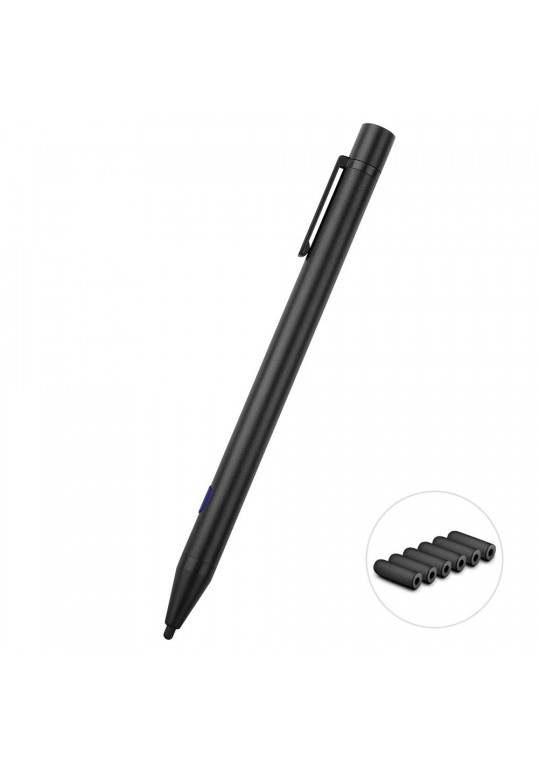 Salute Active Capacitive Screen Pen USB Charging 2.3 mm High Precision Capacitor Stylus Screen Touch Drawing Pen